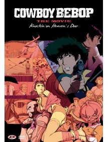 COWBOY BEBOP THE MOVIE - KNOCKIN'ON HEAVEN'S DOOR DVD