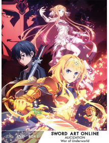 SWORD ART ONLINE ALICIZATION WAR OF UNDERWORLD 1 EDIZIONE LIMITATA NUMERATA