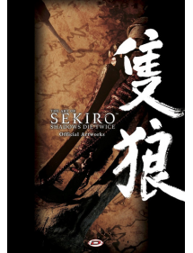 ART OF SEKIRO SHADOW DIE TWICE - OFFICIAL ARTWORKS