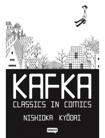 KAFKA CLASSICS IN COMICS VOLUME UNICO