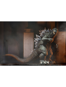 FIGURE NECA GODZILLA HEAD TO TAIL 2001