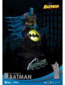 D-STAGE PVC DIORAMA 34 BATMAN