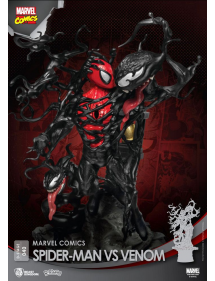 D-STAGE PVC DIORAMA 40 SPIDER-MAN VS VENOM