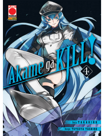 AKAME GA KILL! 4 SECONDA RISTAMPA
