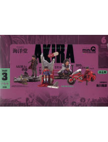 AKIRA FIGURE COLLECTION PART 3