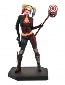 DC GALLERY PVC STATUE INJUSTICE 2 - HARLEY QUINN