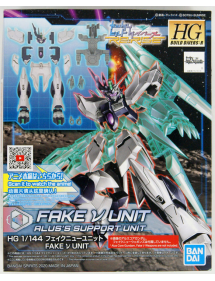 HG GUNDAM BUILD DIVERS: R 29 FAKE V UNIT