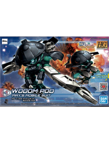 HG GUNDAM BUILD DIVERS: R 28 WODOM POD