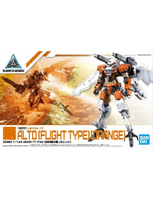 30 MINUTES MISSIONS 26 ALTO FLIGHT TYPE ORANGE