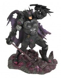 DC GALLERY PVC STATUE BATMAN ARMORED EDITION