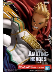 MY HERO ACADEMIA THE AMAZING HEROES LEMILLION 15CM
