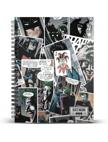 NOTEBOOK JOKER A4 (21 cm x 29,7 cm)