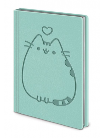 NOTEBOOK PUSHEEN A6 (10,5 cm x 15 cm)