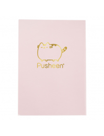 NOTEBOOK PUSHEEN LUXURY A5 (14,8 cm x 21 cm)