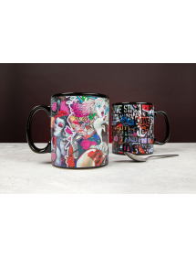 TAZZA DC HARLEY QUINN HEAT CHANGE