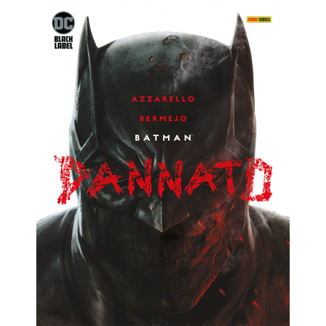 BATMAN DANNATO VOLUME UNICO