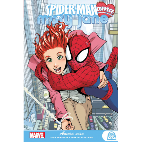 MARVEL YOUNG ADULT SPIDER-MAN AMA MARY JANE: AMORE VERO