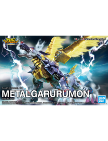 FIGURE-RISE STANDARD AMPLIFIED DIGIMON METALGARURUMON