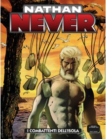 NATHAN NEVER 352 I COMBATTENTI DELL'ISOLA