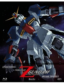 MOBILE SUIT GUNDAM Z GUNDAM MOVIE TRILOGY BLU-RAY
