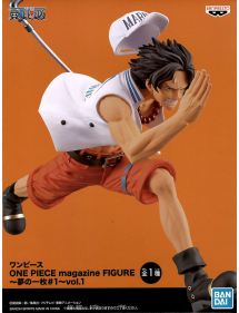 ONE PIECE MAGAZINE VOL.1 PORTGAS D. ACE