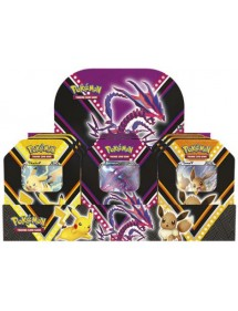 POKEMON TIN V POWERS