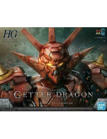 HG PLASTIC MODEL KIT GETTER DRAGON INFINITISM