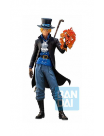 ONE PIECE MASTERLISE THE BONDS OF BROTHERS - SABO - 30CM