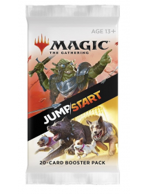MAGIC JUMPSTAR BOOSTER BUSTA SINGOLA - 20 CARD