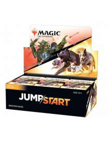 MAGIC JUMPSTAR BOOSTER PACKS 24 BUSTE