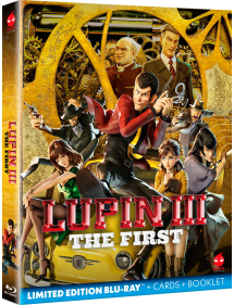 LUPIN THE FIRST BLU-RAY LIMITED EDITION