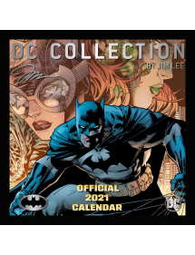 CALENDARI 2021 BATMAN COMICS