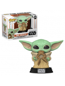 POP STAR WARS 379 THE CHILD WITH FROG