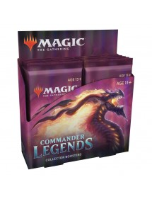 MAGIC LEGGENDE DI COMMANDER COLLECTOR BOOSTER (INGLESE)