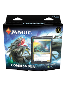 MAGIC LEGGENDE DI COMMANDER COMMANDER DECK