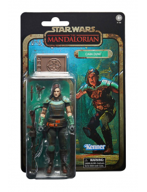 STAR WARS VINTAGE COLLECTION THE MANDALORIAN - CARA DUNE (15CM)
