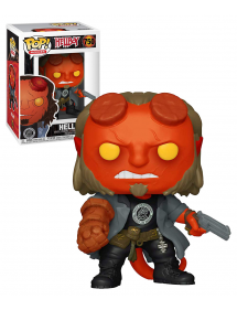 POP MOVIES 750 HELLBOY