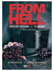 FROM HELL MASTER EDITION A COLORI VOLUME UNICO