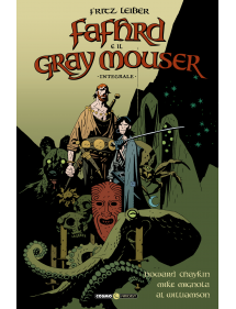 FAFHRD AND THE GRAY MOUSER INTEGRALE