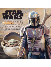 CALENDARI 2021 STAR WARS - THE MANDALORIAN (ENGLISH VER.)