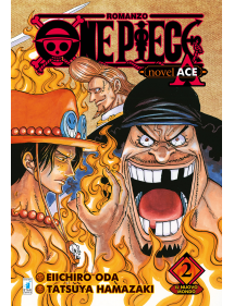 ONE PIECE NOVEL 2 ACE - IL NUOVO MONDO