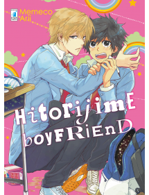 HITORIJIME BOYFRIEND VOLUME UNICO