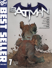 DC BEST SELLER 7 BATMAN DI SNYDER & CAPULLO