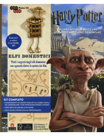HARRY POTTER L'ARCHIVIO DEI FILM 9 FOLLETTI, ELFI DOMESTICI E CREATURE CURIOSE