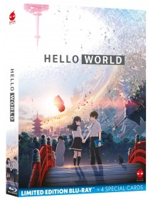 HELLO WORLD BLU-RAY LIMITED EDITION