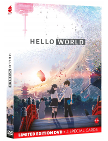 HELLO WORLD DVD LIMITED EDITION