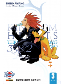 KINGDOM HEARTS 358/2 DAYS 3