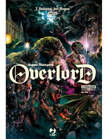 OVERLORD LIGHT NOVEL 6 I VALOROSI DEL REGNO PARTE II