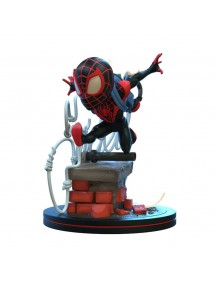 Q-FIG SPIDER-MAN MILES MORALES