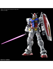 PG GUNDAM PERFECT GRADE scala 1:60 RX-78-2 GUNDAM UNLEASHED